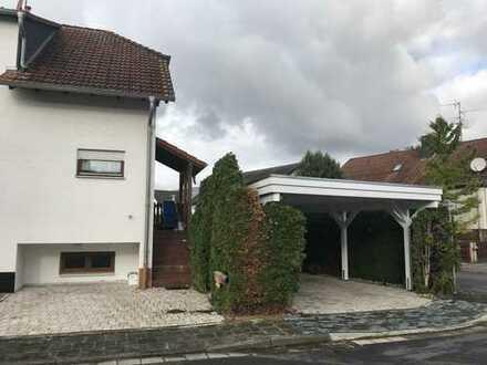 Schönes Reihenendhaus mit 96,28 m² Wohnfl. und 40 m² Keller sowie Garten in Rodenbach zu vermieten