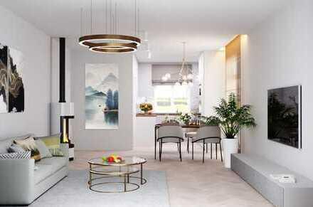 TRAUMWOHNUNG - 2,5-Zimmer Wohnung mit Terrasse und Gartenbereich