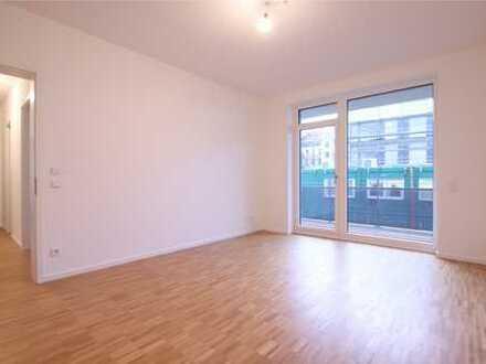 Große, ruhige Neubau-Wohnung mit moderner EBK