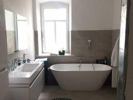 Luxus Wohnung in Marktredwitz, 2 Zimmer, Terrasse mit Loggia