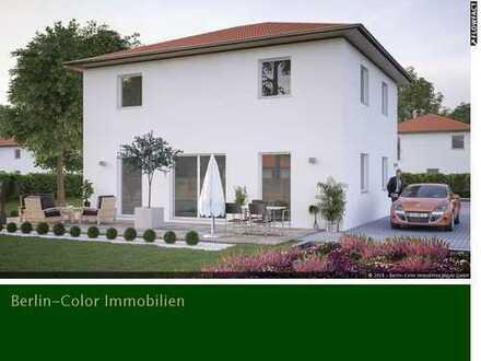Stadtvilla HN ArchitecTour auf wunderschönem Grundstück mit Weitblick