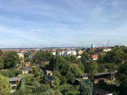 Gründerzeithaus: 3-Zimmer-Wohnung mit Balkon in Dresden