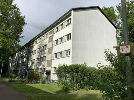 Im Bieterverfahren: Wo man am Besten wohnt- weit oben! Neu renovierte 3-ZKB mit großem Balkon und Bl