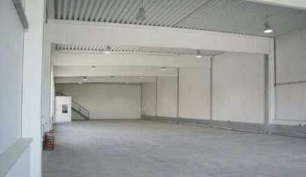 """""""BAUMÜLLER & CO."""" - 1.500 qm Lagerhalle direkt an der A6"""