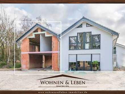 Wohnen wie im Einfamilienhaus: EXTRAVAGANTER Neubau im ruhigen Teil Mehrhoogs   Fertig Anfang 2020!
