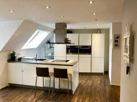 Traumhafte 4 Zimmer-Wohnung mit EBK in Gengenbach
