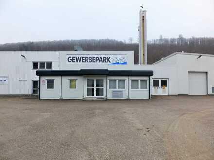 Produktions / Lagerstandort mit großem Potential in Königsbronn zu vermieten