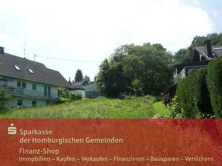 1506m² Grundstück fußläufig zum Wiehler Zentrum!!