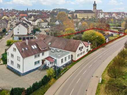 Gegen Gebot! Projektierer und Bauträger aufgepasst! Zentrumsnah gelegenes Grundstück in Ehingen