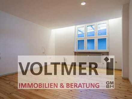 SINGLEGLÜCK - kleine Erdgeschosswohnung in Neunkirchen!