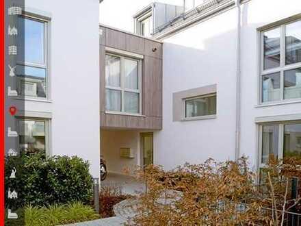 Neuwertig: exklusive 3-Zi-Gartenwohnung im Münchner Osten