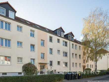 Kapitalanleger aufgepasst! Praktisch geschnittene Wohnung in Böhlen bei Leipzig