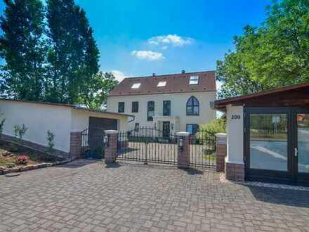 Traumhafte, herrschaftliche Villa in einzigartiger u. zentraler Lage von Halle/Leipzig