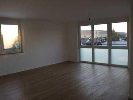 Neuwertige 3-Zimmer-Wohnung in Dirlewang zu vermieten!