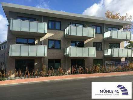"""""""MÜHLE 41"""" barrierearme 3-Zimmer Neubauwohnung mit Terrasse und PKW-Stellplatz"""