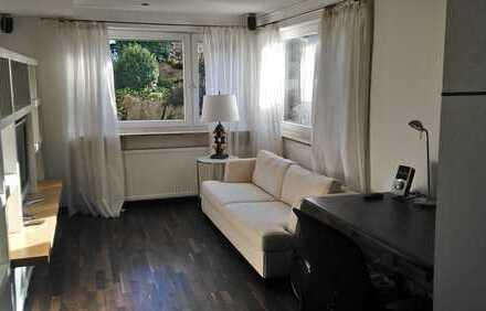 Top möblierte 1-Zimmer-Wohnung mit EBK in Tiefenbronn Lehningen