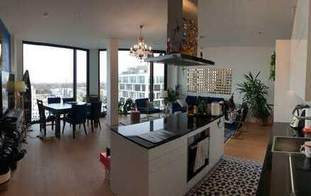 Atemberaubende View – Luxuriöse Ausstattung – Conciergeservice – Fitnessstudio im Haus
