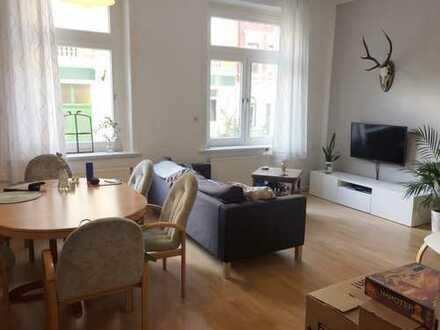 Schöne Altbau-Wohnung mit Balkon in der List/Vahrenwald