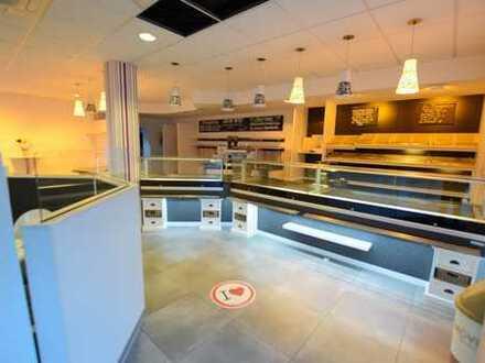 Neuwertiges ehemaliges Bäckereigeschäft in LU-Maudach