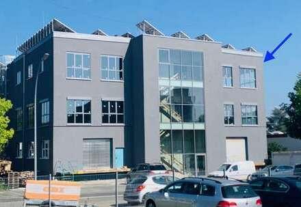 "Neubauprojekt ""T 50"" Kernen Open Space - Büro-/ Praxisflächen in exponierter Lage"
