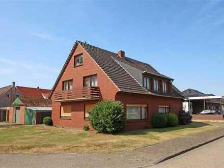 Großzügiges Wohnhaus mit Garage in zentrumsnaher Lage Emlichheim