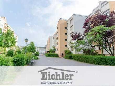 EICHLER IMMOBILIEN: Zorneding - 1,5-Zimmer-Wohnung mit Balkon