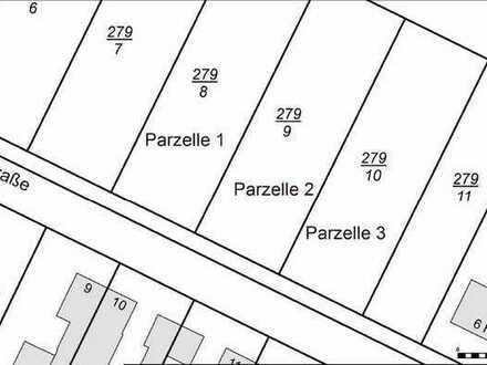 Öffentliche Ausschreibung Nr. 7/2 zum Verkauf von Baugrundstücken - Parzelle 3
