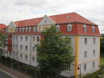 Große 2-Zimmerwohnung im Erdgeschoss!