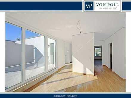 Exklusive Penthouse-Wohnung mit Seeblick und großer Dachterrasse