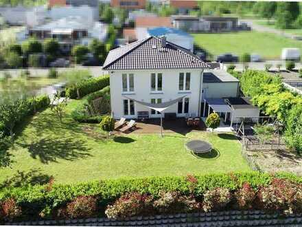 **Wohnen & Arbeiten unter einem Dach** Wohn- und Geschäftshaus im Gewerbepark Nieder-Olm!!