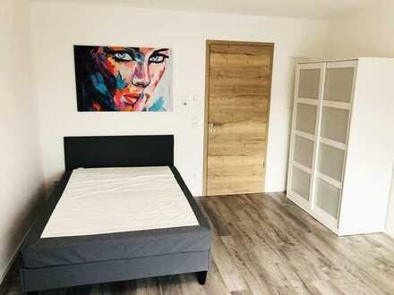 exklusives 1-Zimmer-Appartement möbiliert in Au
