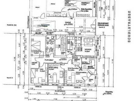 Wohnen und Gewerbe in einem! Offen gestaltete Wohnung inkl. Gewerberaum und Lager!