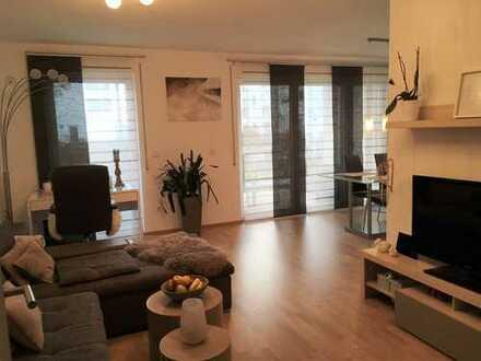 Moderne 2-Zimmerwohnung mit Terrasse & Garten