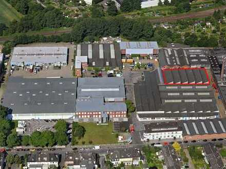 Standort sichern!!! Produktions- und Lagerhalle ca. 1154m², zzgl. ca. 70m² Büro