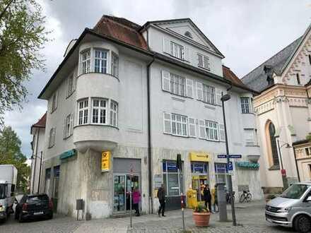 sehr interessante Ladenfläche vielseitig nutzbar, im Herzen von Rosenheim