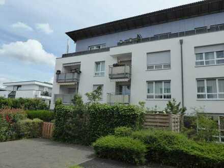 Hochwertige 3 Zimmer Terrassenwohnung in zentraler Toplage von Hennef