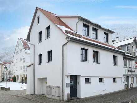 Rarität! STADTHAUS mit 3,5 Zimmern in der Altstadt von Blaubeuren mit Garage und EBK