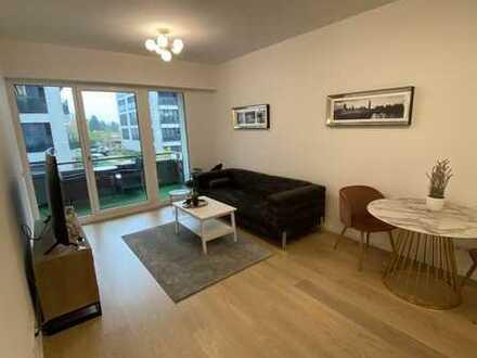 Vollmöblierte 2-Zimmer Wohnung im Neubau Schmargendorf !!! (Erstbezug)