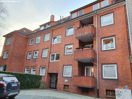 Renovierte 3-Zimmer-Wohnung in zentraler Lage zu vermieten!