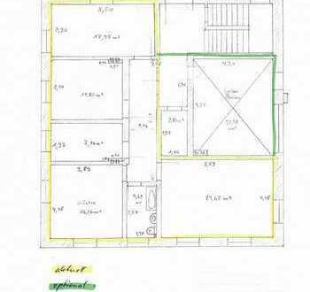 Schöne 4-Raum Wohnung im Grünen