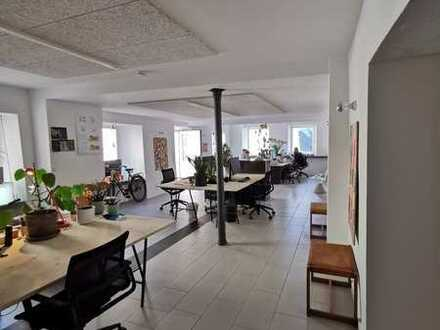 Arbeitsplätze im schönsten Coworking-Büro