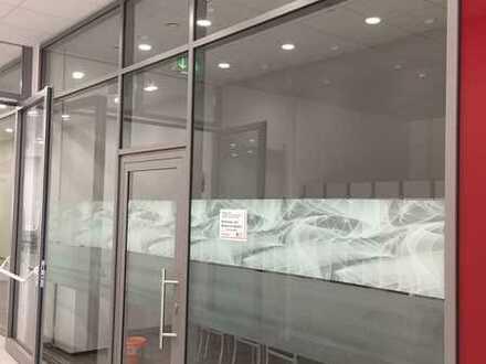 Kompakte, frisch renovierte Bürofläche in zentraler Lage; S2-Anschluß fußläufig