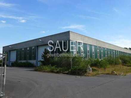 2.700 m²preiswerte Produktions-/Lagerhalle an der B101/A10