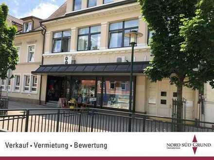 Innenstadt Bühl: Gastronomiefläche - Café / Take Away / Restaurant, 135 m². Attraktive Lauflage!