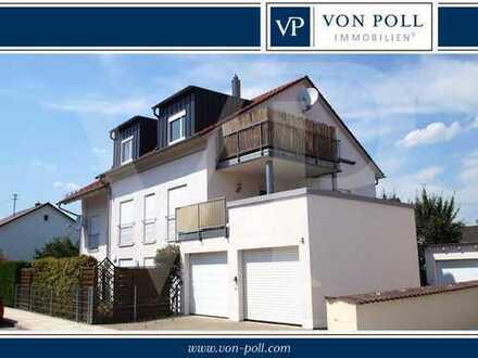 Neuwertige 3 ZKB Eigentumswohnung mit Balkon und Klimaanlage, IN-Etting.