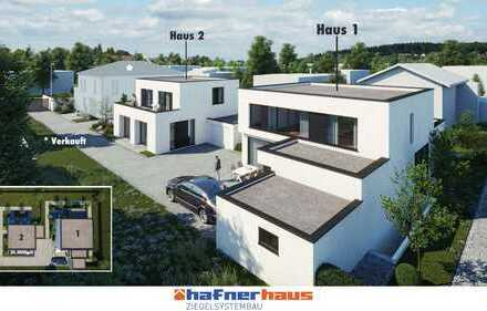 Schlüsselfertiges Einfamilienhaus (Neubau) in bester Lage nahe Baggersee mit Ausblick auf's Münster!