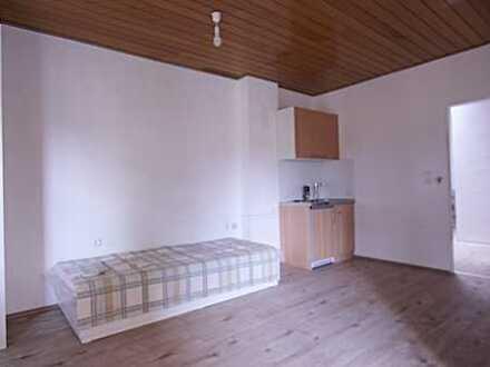 Neubau-Einzimmerwohnung am Main