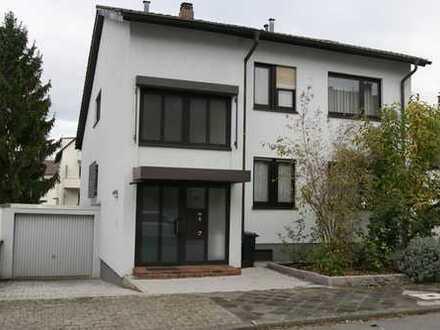 Freistehendes, lichtdurchflutetes Einfamilienhaus mit Garten in MA Almenhof in ruhiger Anliegerstr