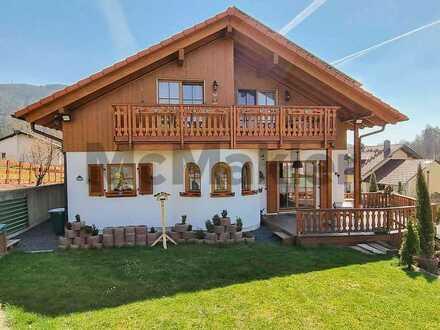Neuwertiger und gehobener Landhausstil mit Garten, Balkon und Photovoltaik im idyllischen Stallwang