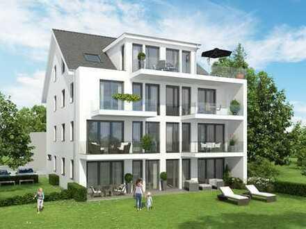 Vorankündigung 3 Zimmer Eigentumswohnung in Mehrfamilienhaus